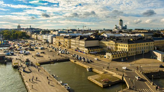 How Helsinki Arrived at the Future of Urban Travel First