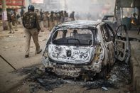 Clashes Over Citizenship Amendment Law Kill Two In India's National Capital