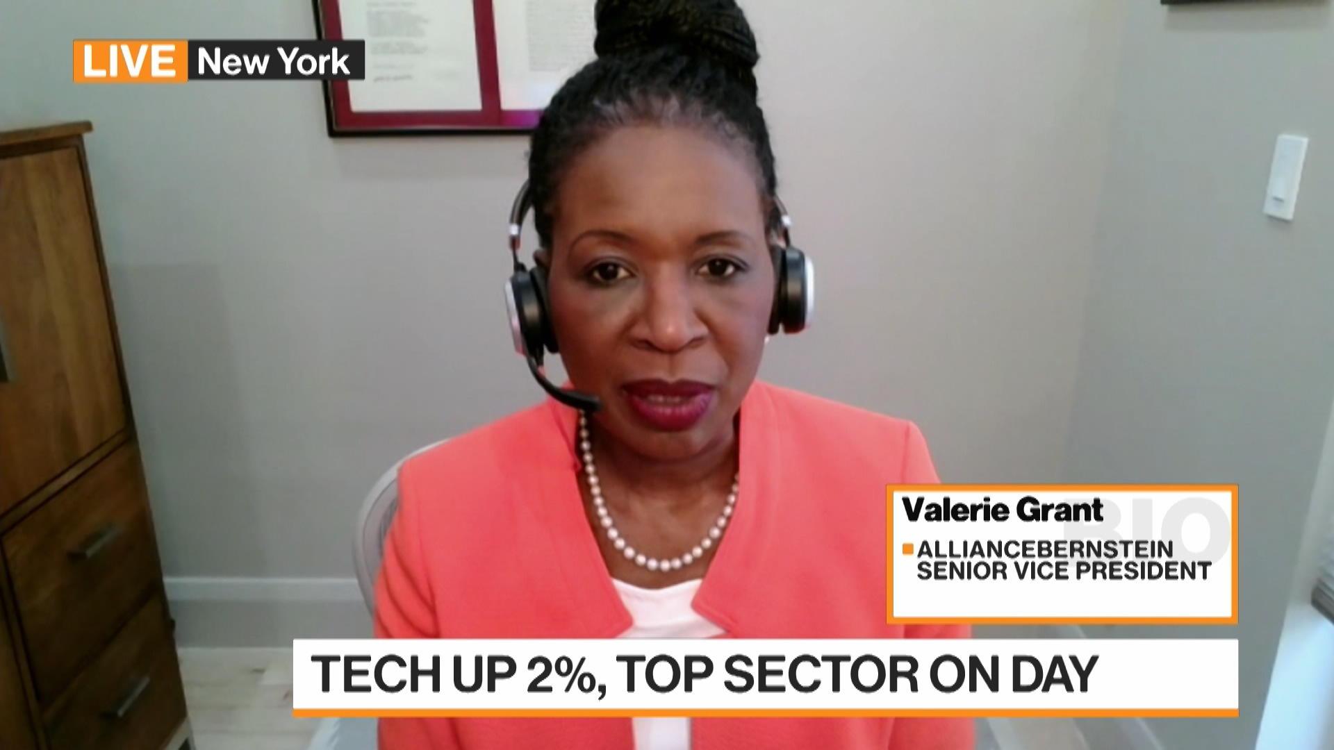 AllianceBernstein's Valerie Grant on Markets thumbnail