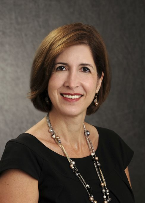 JPMorgan &Chase Co. Managing Director Anita Sarafa
