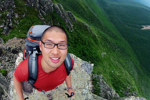 Boston College MBA Takes to the Road to Find Himself