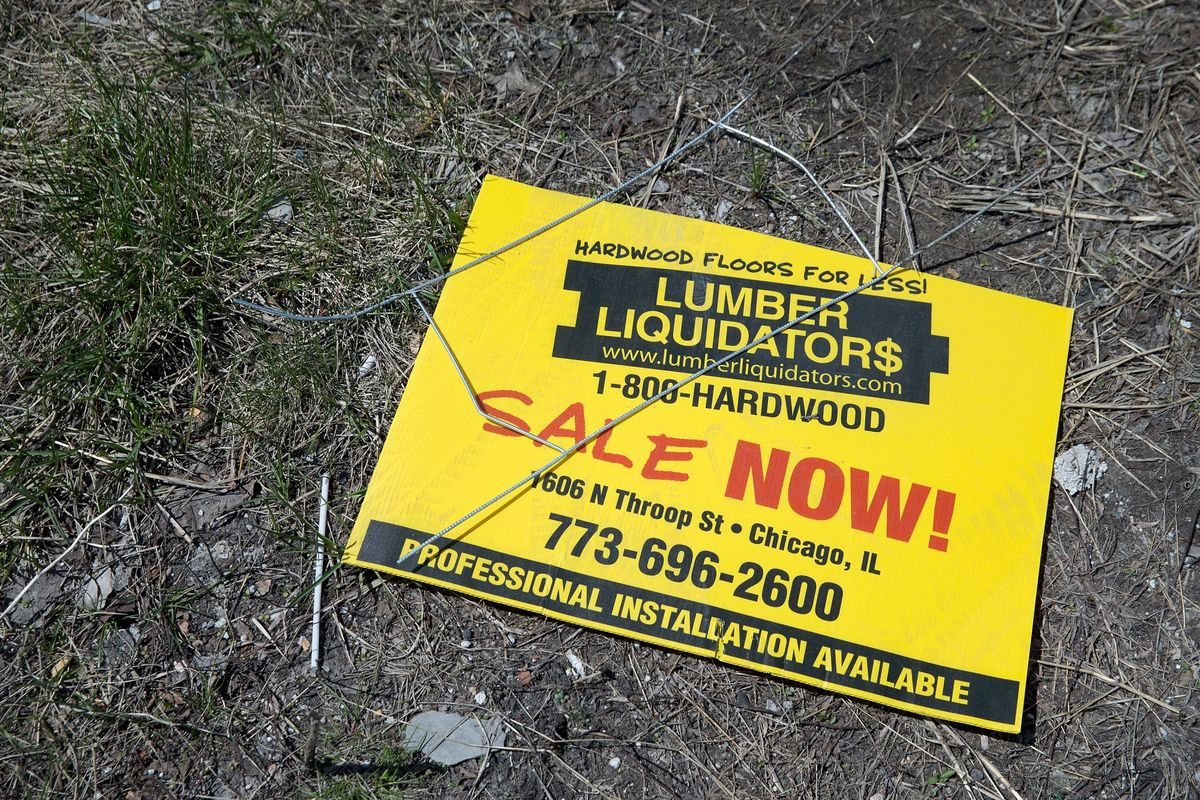 Never Mind About That Lumber Buyout