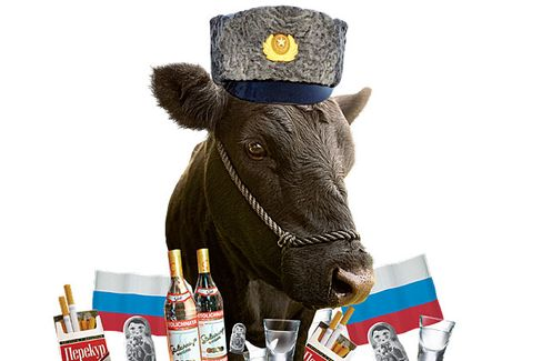 Beef: The New Opiate of the Russian Masses?