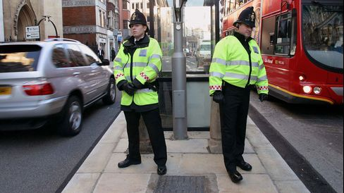 LONDON SECURITY ZONE