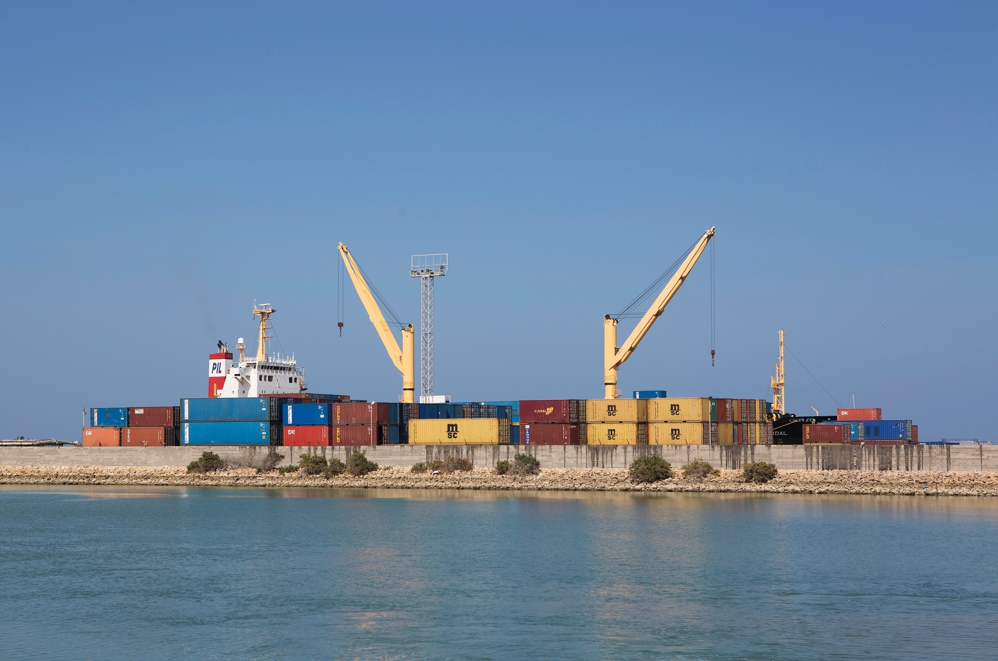 Ethiopia eyes role in dp world managed port in somaliland bloomberg gumiabroncs Choice Image