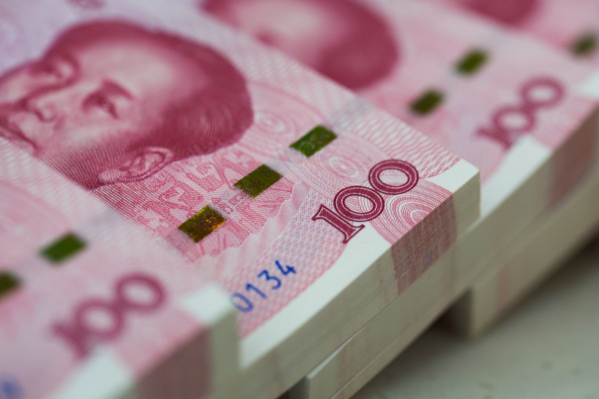 China Unexpectedly Injects $28 Billion of Cash as Growth Slows
