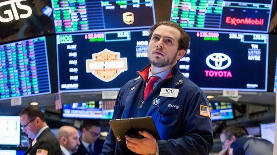 U.S. Stocks Tumble 11% in Worst Week Since Crisis: Markets Wrap
