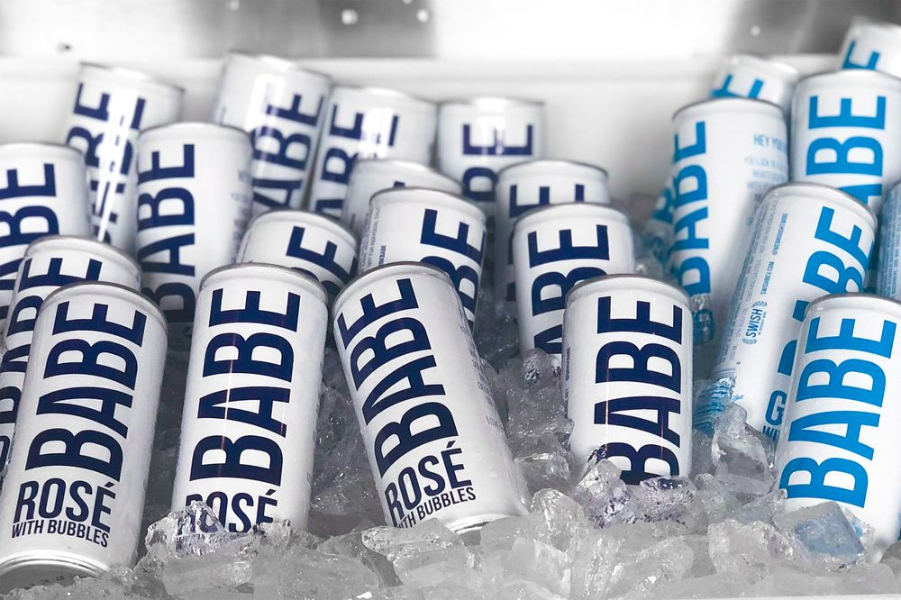 c8b86922a764e The Fat Jewish Sells Canned Babe Wine to Beermaker ABI - Bloomberg