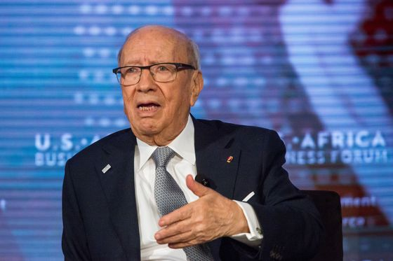 Tunisia IsHaving a'Severe Crisis,' President Says