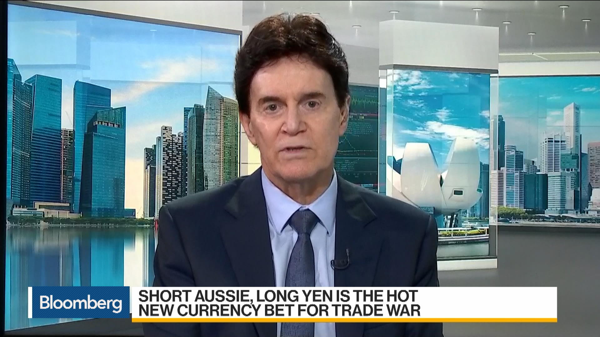 'Large Downside Risk' for Aussie, 'Large Upside Potential' for Yen: Goetti