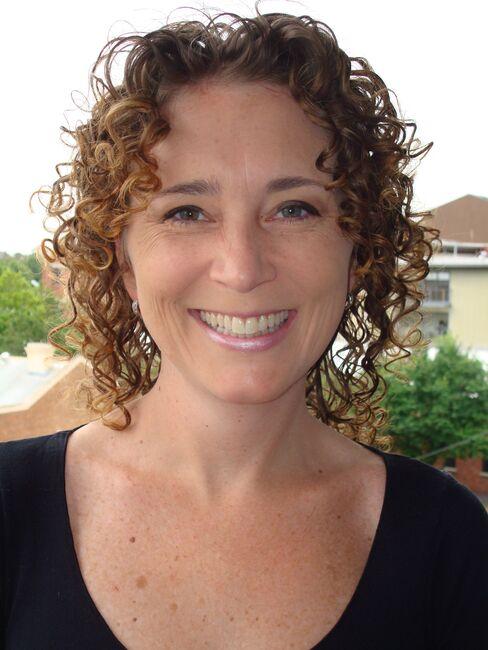 Australian dietician Sue Shepherd