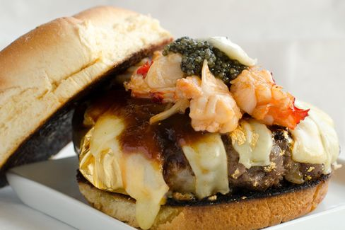 Q&A: The Gourmand Behind New York's $666 'Douche Burger'