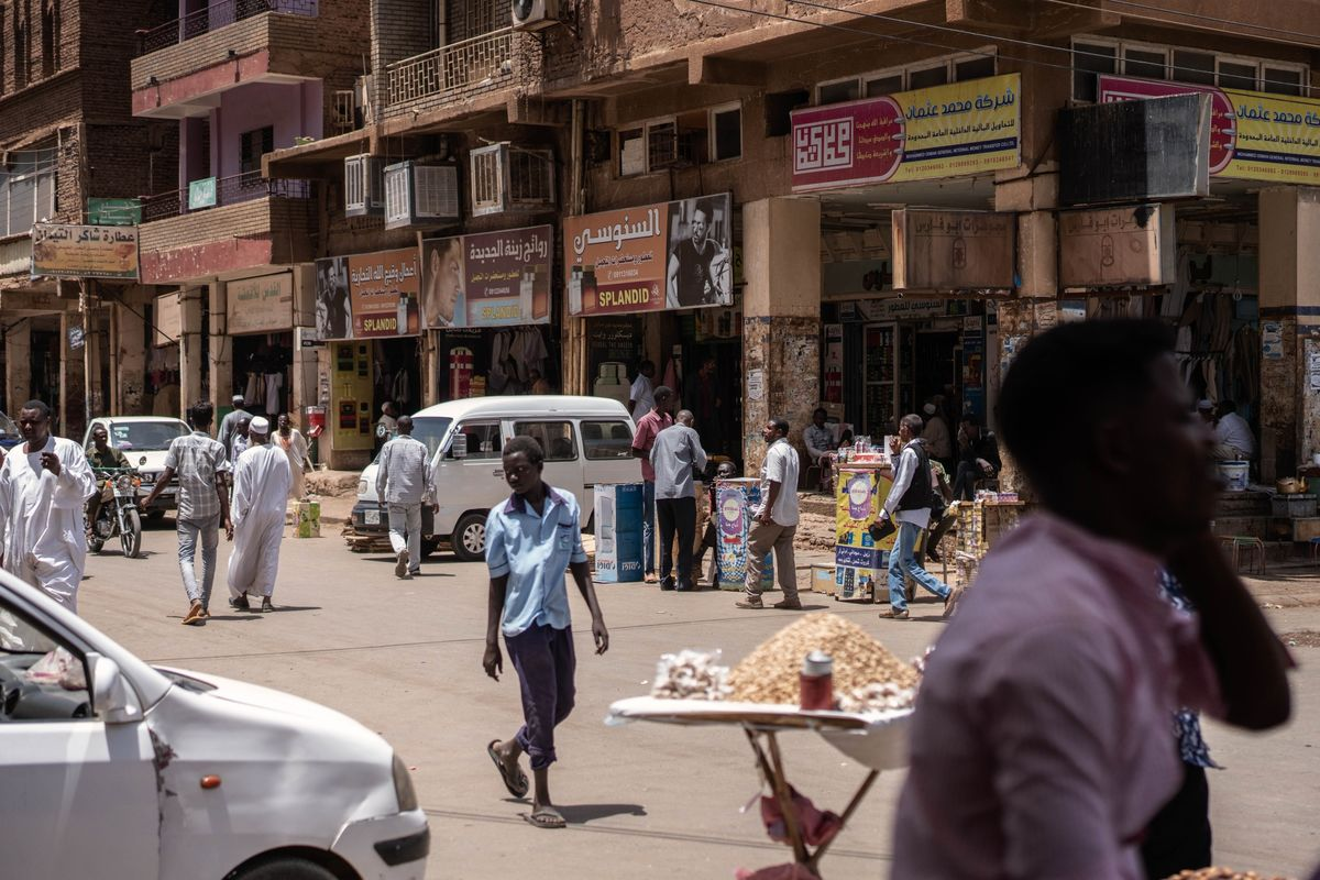 Sudan PM Says Country Needs $8 Billion in Aid: Arabiya
