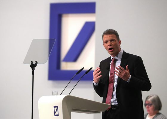 Deutsche Bank Says It Will Cut at Least 7,000 Jobs in Revamp