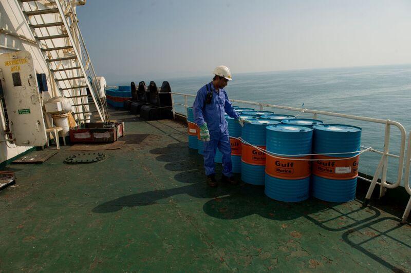 Η κρίση αργού πετρελαίου της Ινδίας