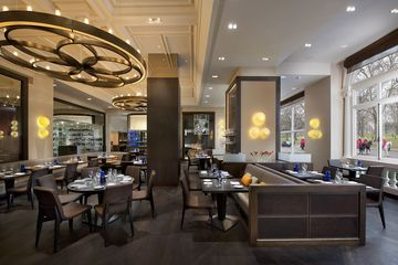 Dinner by Heston serves more accessible food than the Fat Duck at less elevated prices, but it's not cheap.