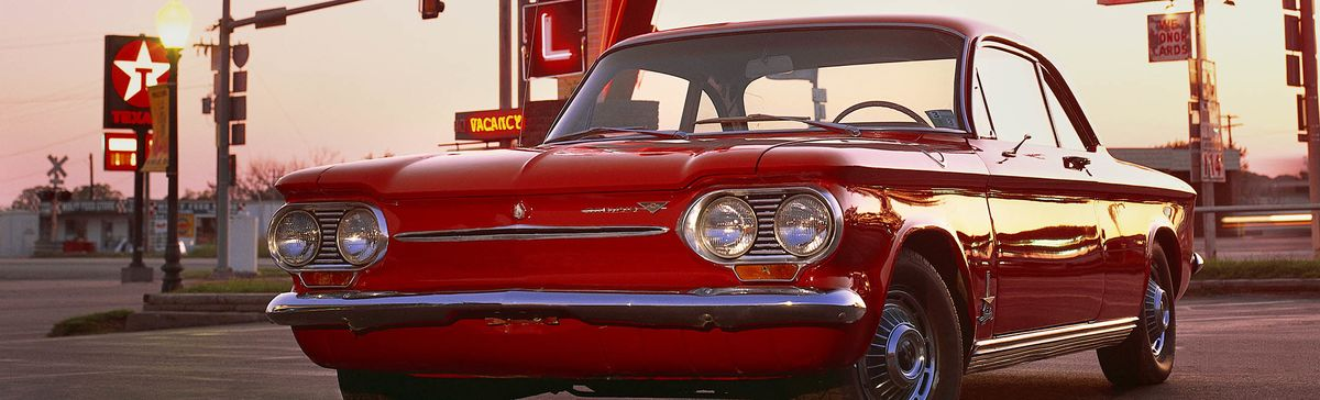 Why You Should Buy a 1960s Chevy Corvair Right Now