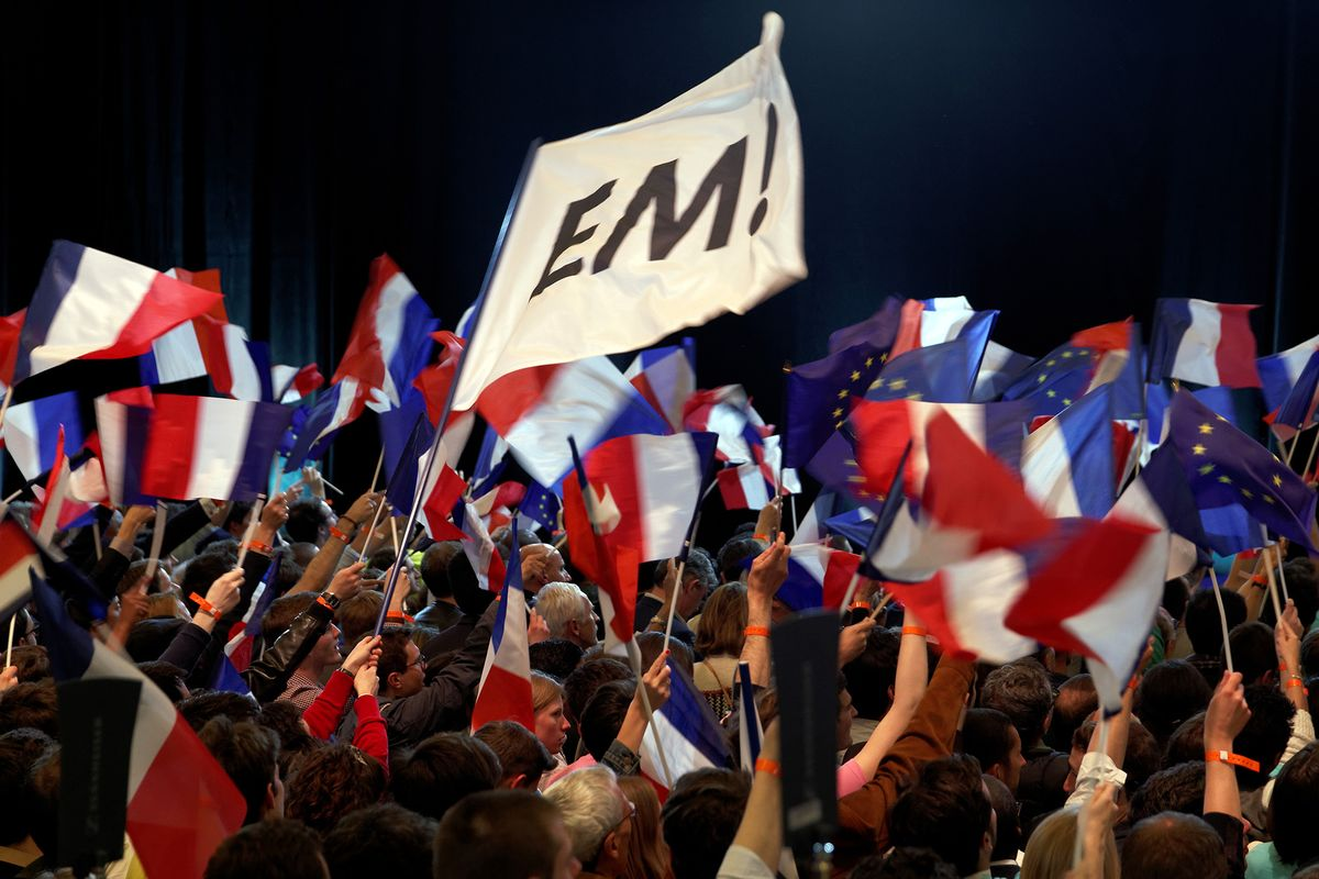 Risk On as French Vote Ripples Around the World: Markets Wrap
