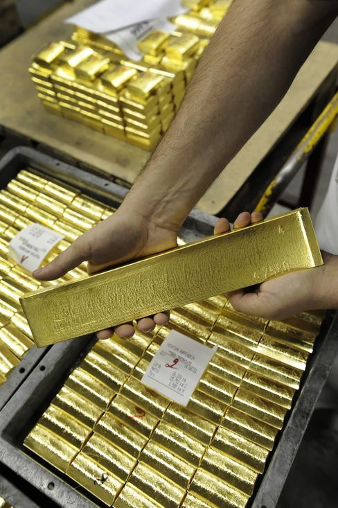Gold Climbs to $1,300 on Dollar Concern
