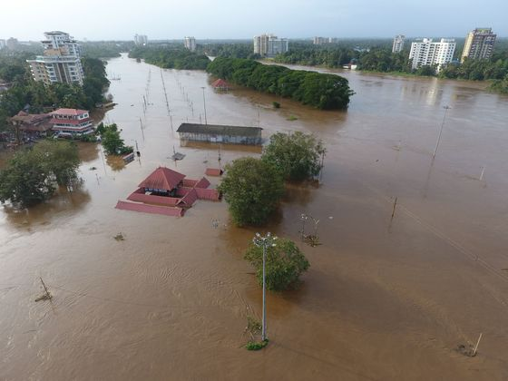 Tourist Spot Suffers $2.8 Billion Hit as India Floods Kill 324