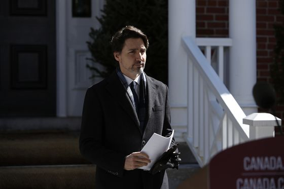 Trudeau's Liberal Ideals Now Face a Fundamental Challenge