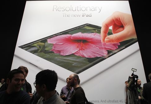 Samsung Supplies Apple With New IPad