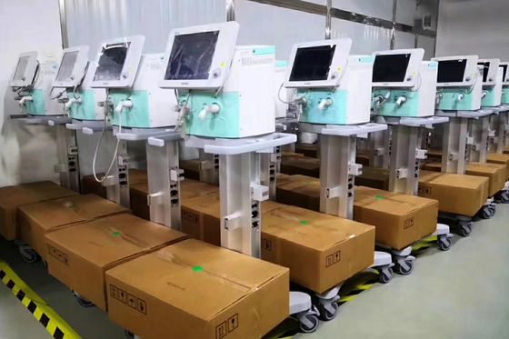 Ventilators in High Demand Are Spawning Scams Across China