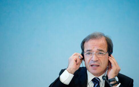 Hochtief CEO Marcelino Fernandez Verdes