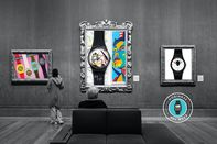 relates to Highly Collectible Creations From the Very First Swatch Art Specials