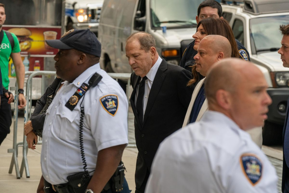 Harvey Weinstein Pleads Not Guilty Again to Sexual-Assault
