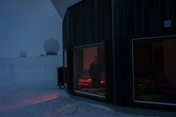 Open Source Code Will Survive the Apocalypse in an Arctic Cave