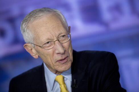 Fed Vice Chair Stanley Fischer