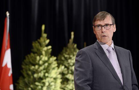 Resolute Forest Products Inc. CEO Richard Garneau