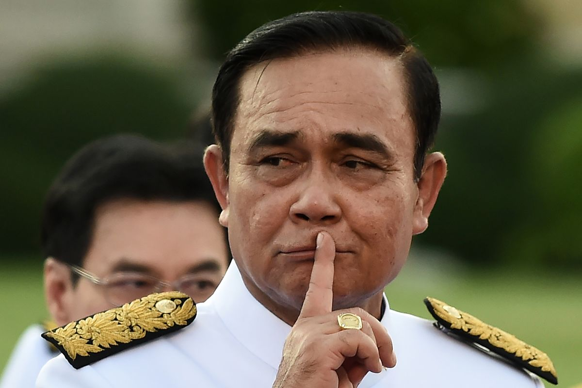 Thai Lawmakers to Debate Prime Minister's Swearing-In Controversy