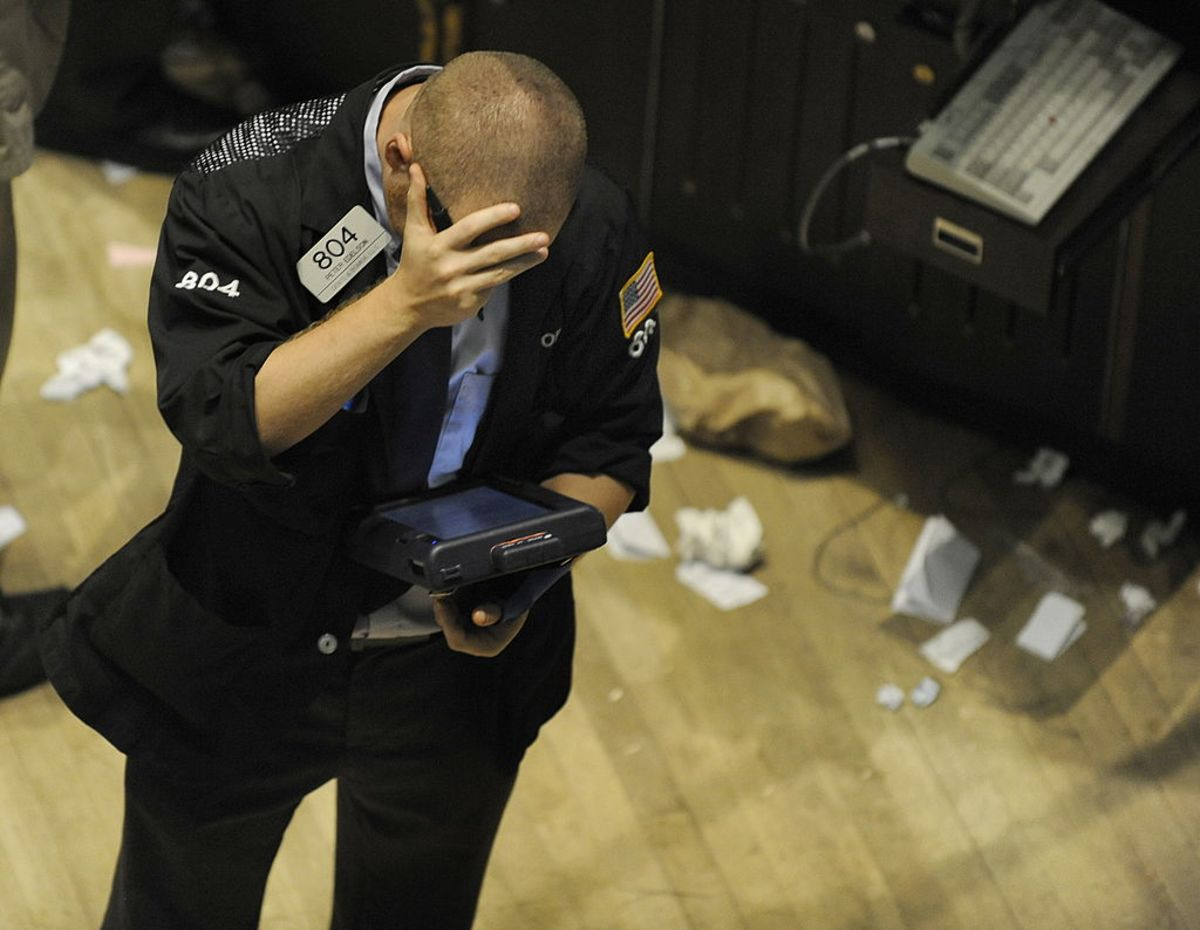 Wall Street Learns Hard Lesson on Why Not to Say 'Pig' in China
