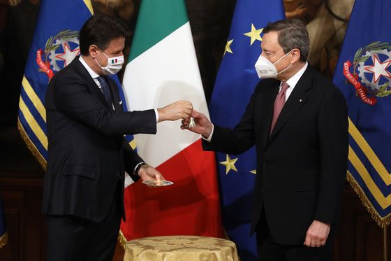 Italy Is Starting to Price In Two More Years of Mario Draghi