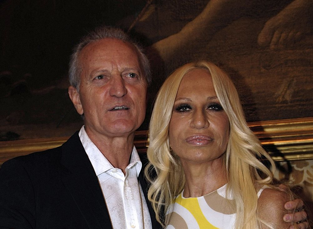 ff33b1f052b8 Michael Kors Is Close to Buying Versace for  2 Billion - Bloomberg