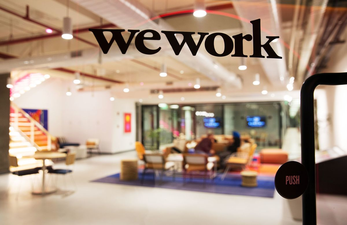 WeWork's Rapid Growth Has Some Lenders Cautious Over Losses