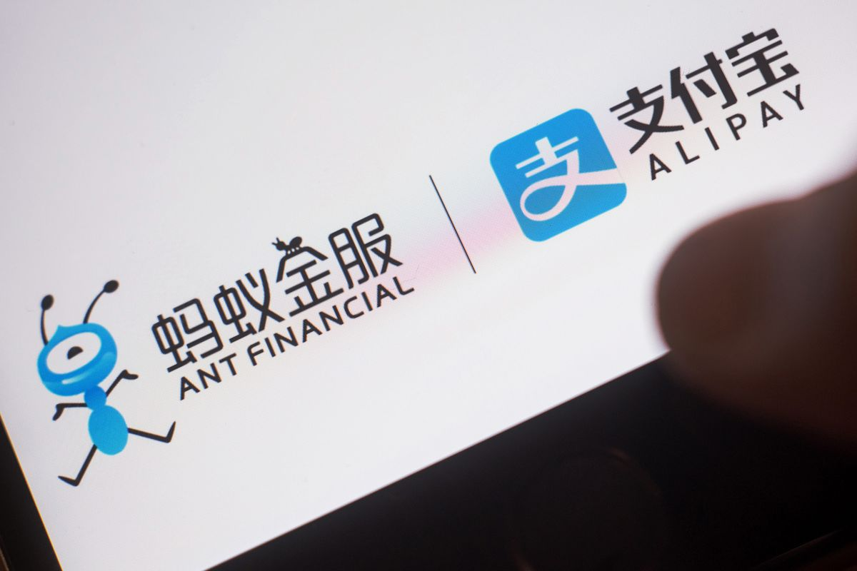 Alibaba Buys a Third of Jack Ma's Ant Financial