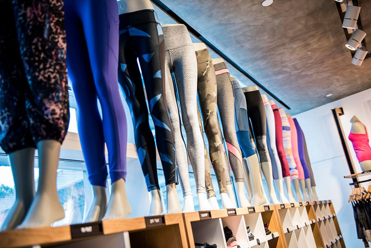7afabf5b1e0df Lululemon Drops Under Armour Patent Lawsuit Over Sports Bras - Bloomberg
