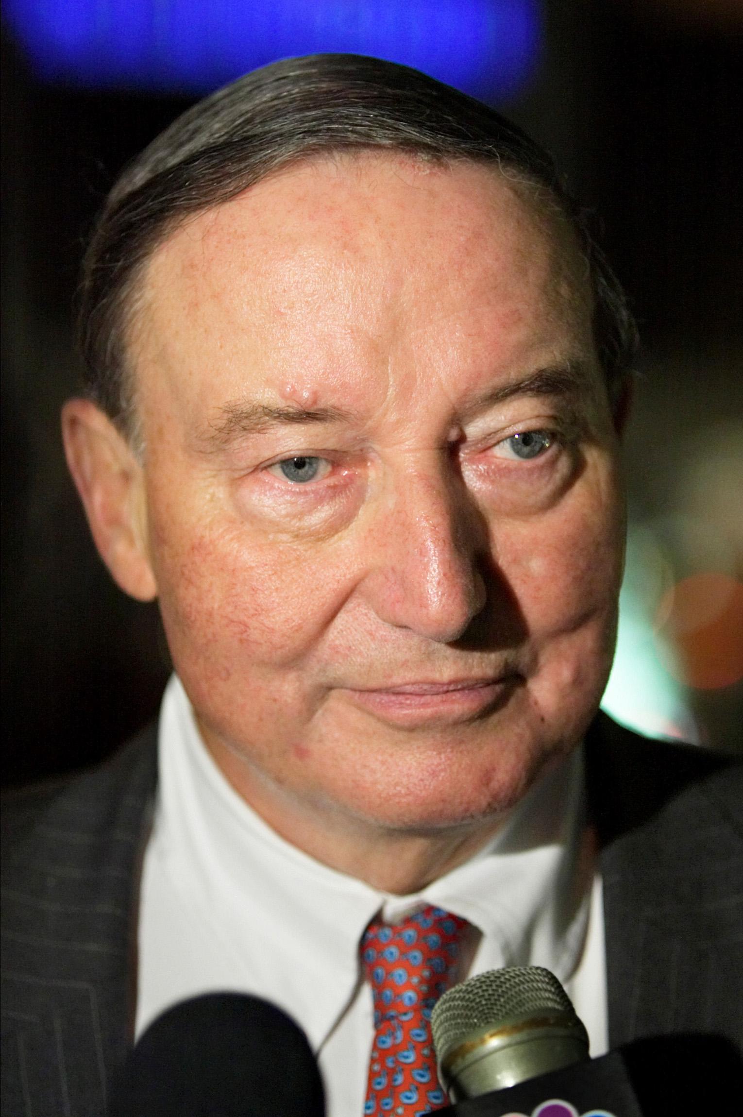 S Parker Gilbert Who Took Morgan Stanley Public Dies At