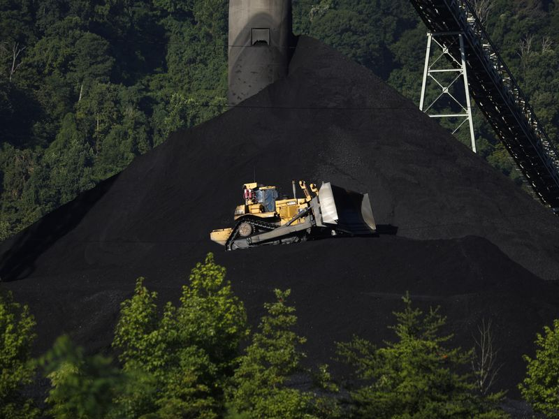 Coal Operations As Industry Faces Lesser Emissions Rule Threat