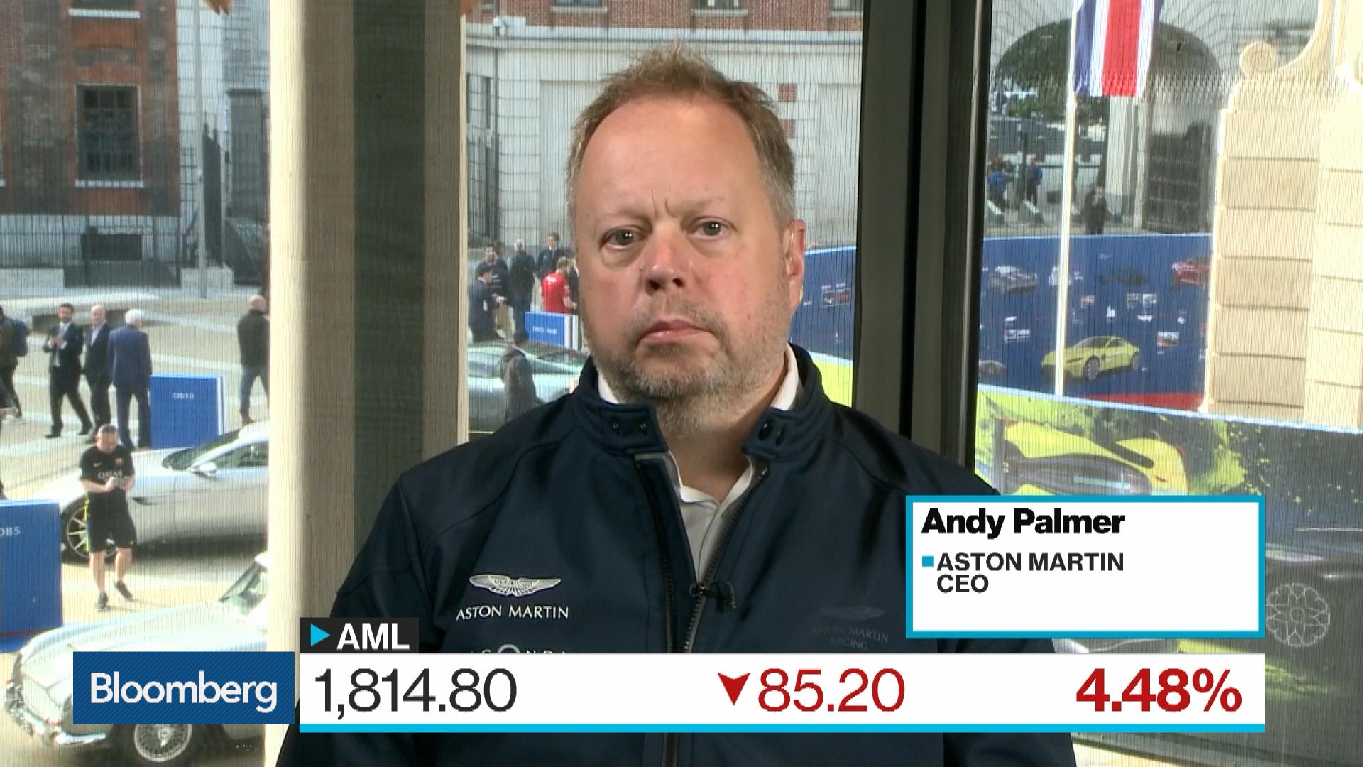 Aston Martin Stock >> Aston Martin S Trading Debut Flops As Shares Fall After Open