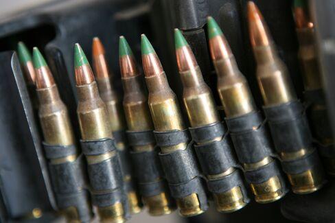 M855A1 bullets