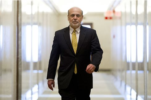 That Didn't Take Long: Ben Bernanke Lands at Brookings