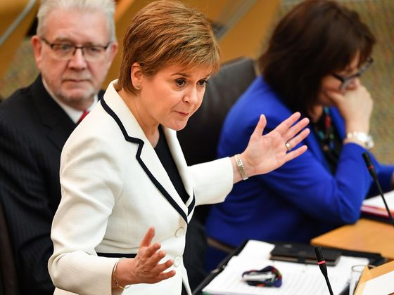 Brexit Chaos Renews Scottish Drive for Independence Vote