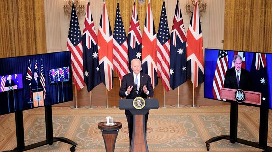Why the Aukus, Quad and Five Eyes Pacts Anger China