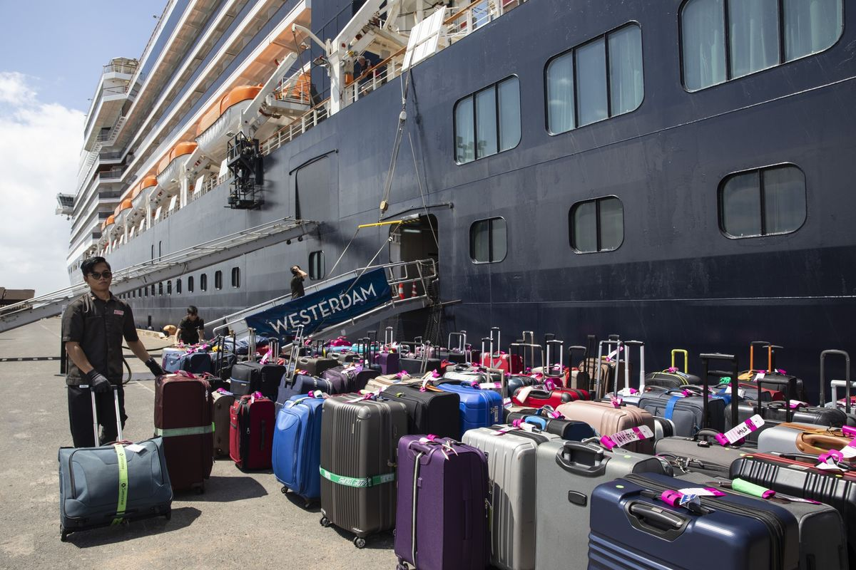 Cruise Ship Passengers Bumped From KLM Flight in Malaysia