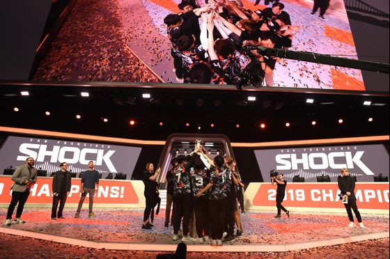 Overwatch League Stays Virtual Even as Other Sports Welcome Fans