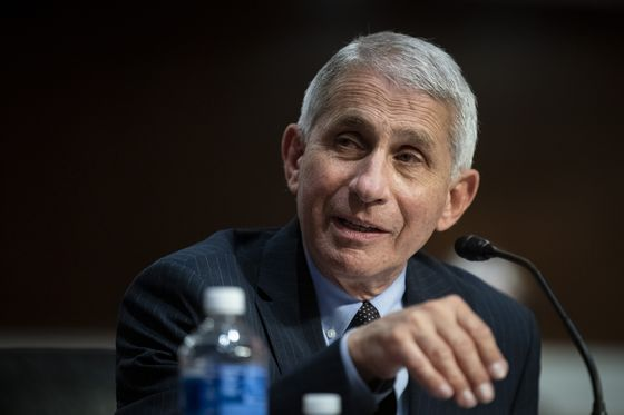 Fauci Says End to Pandemic Is in Sight, Thanks to Vaccines